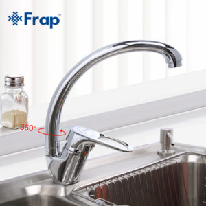 Buy Z8244 1of Single Lever Kitchen Faucet Online Metro Home Centre