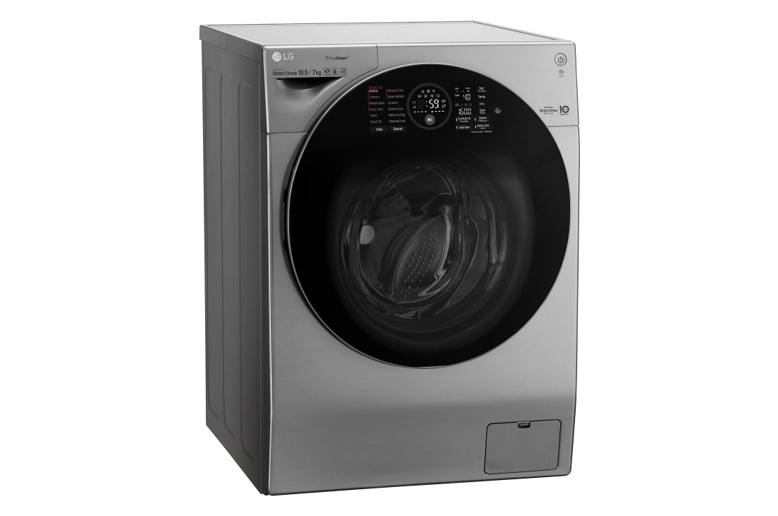 Buy Lg Front Loader Washer And Dryer Combo Fh6g1bchk6n